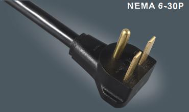 美洲UL认证插头电源线