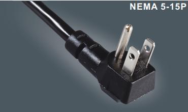 美式插头电源线