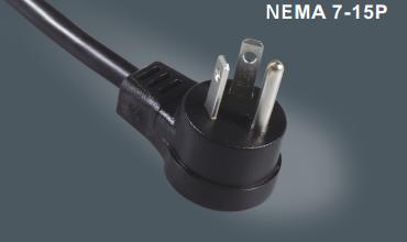 美国UL电源插头线
