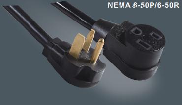 美国标准延长线插头