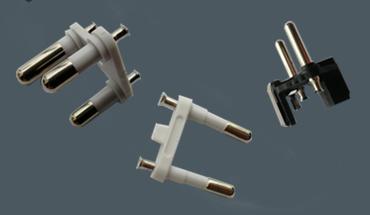 电源插头支架